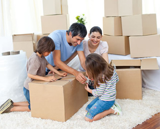 Average moving costs full service moves