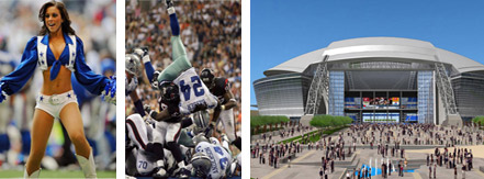 Dallas cowboys sports