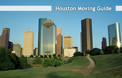 Houston moving guide