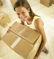 Save on moving boxes and reuse