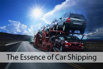 Car transport and shipping