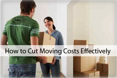 Cutting moving costs