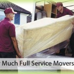 Full service moving cost