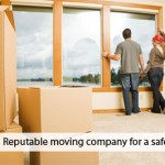 Reputable moving companies