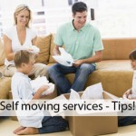 Self moving services