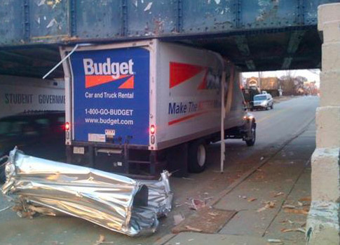 Funny clearance moving truck
