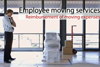 Employee moving expenses reimbursement