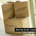 Moving small loads