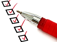 Decreasing stress when moving with checklist