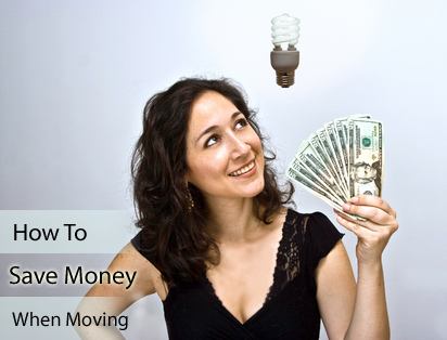 How to save money when moving