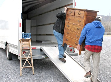 Movers can decrease moving stress