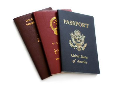 Moving abroad questions passports