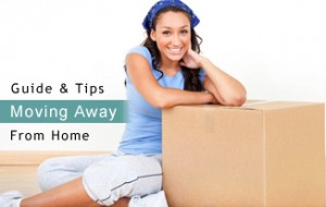 moving away from home guide and tips
