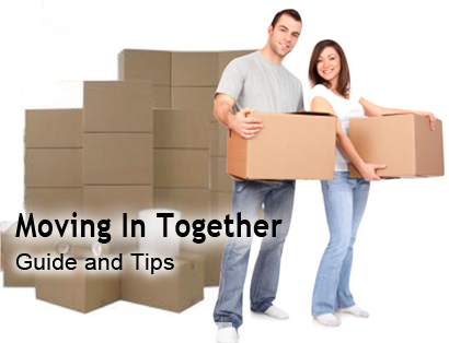 Moving in together guide and tips