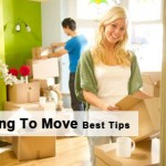 Tips on packing to move