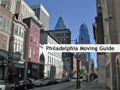 Philadelphia moving guide