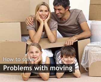 Problems with moving