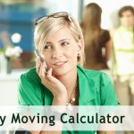 Easy moving calculator