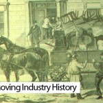 Moving industry history