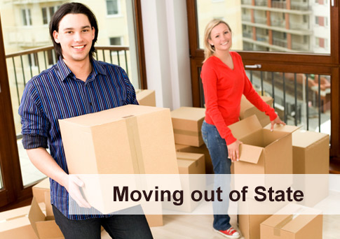 Moving out of state tips