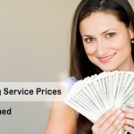 Moving service prices explained