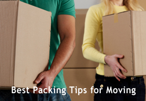 Best packing tips for moving