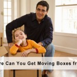 Whre to get moving boxes from?