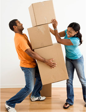 Moving companies & tips