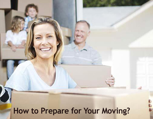 How to Prepare for Moving Home