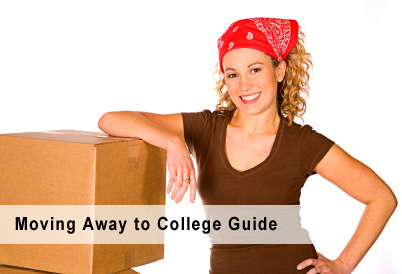 Moving away to college guide