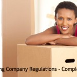 Moving company regulations and permits