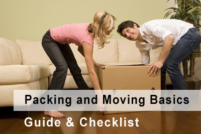 Packing and moving basics