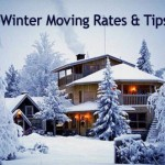 Winter moving rates and tips