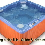 Filled in hot tub - Guide &amp; Instructions