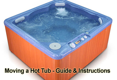 Filled in hot tub - Guide & Instructions