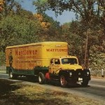 mayflower moving van