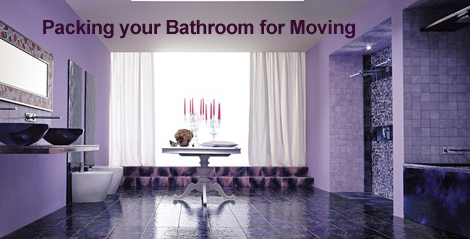 Moving a bathroom tips
