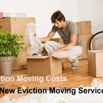 Eviction moving services