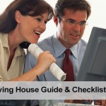 Moving house guide and checklist