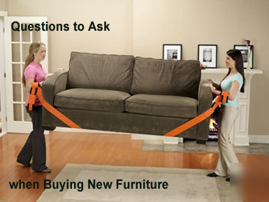 Questions to ask when buying new furniture