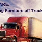Buying furniture off a truck