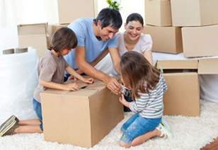Hints on moving home