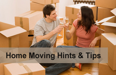 Home moving hints and tips