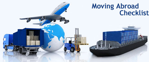 International Moving Costs