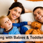 Moving with babies & toddlers
