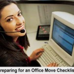 Preparing for an office move checklist