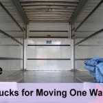 Rent trucks for moving one way guide