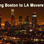 Boston to LA moving
