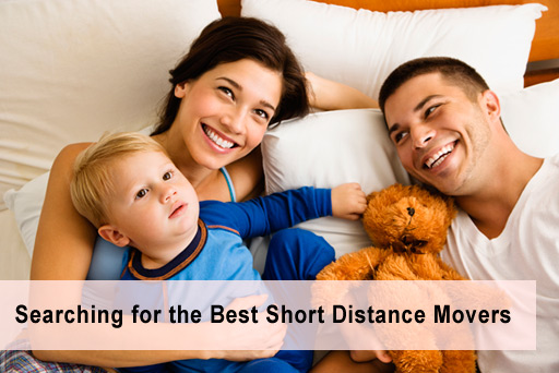 Best short distance movers