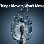 What movers won't move